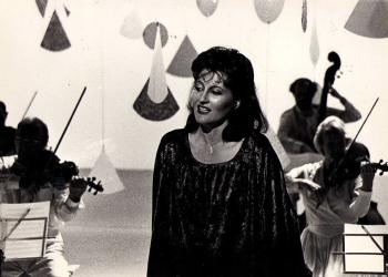 1981 - In 'Die ballade van 'n koningsdogter' vir Musiek en Liriek