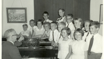 1959 - Oom Hannes Uys se kindersangring
