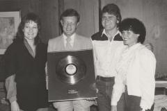 1983 - Met Cora Marie, Kupido en Edwill van Aarde
