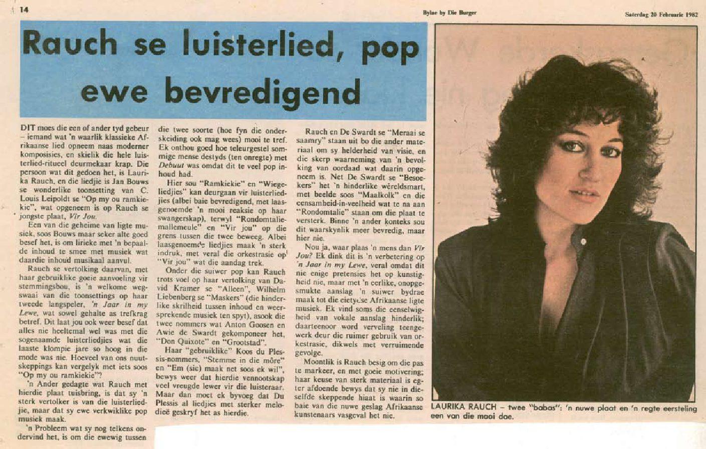 1982-die-burger-rauch-se-luisterlied-pop-ewe-bevredigend