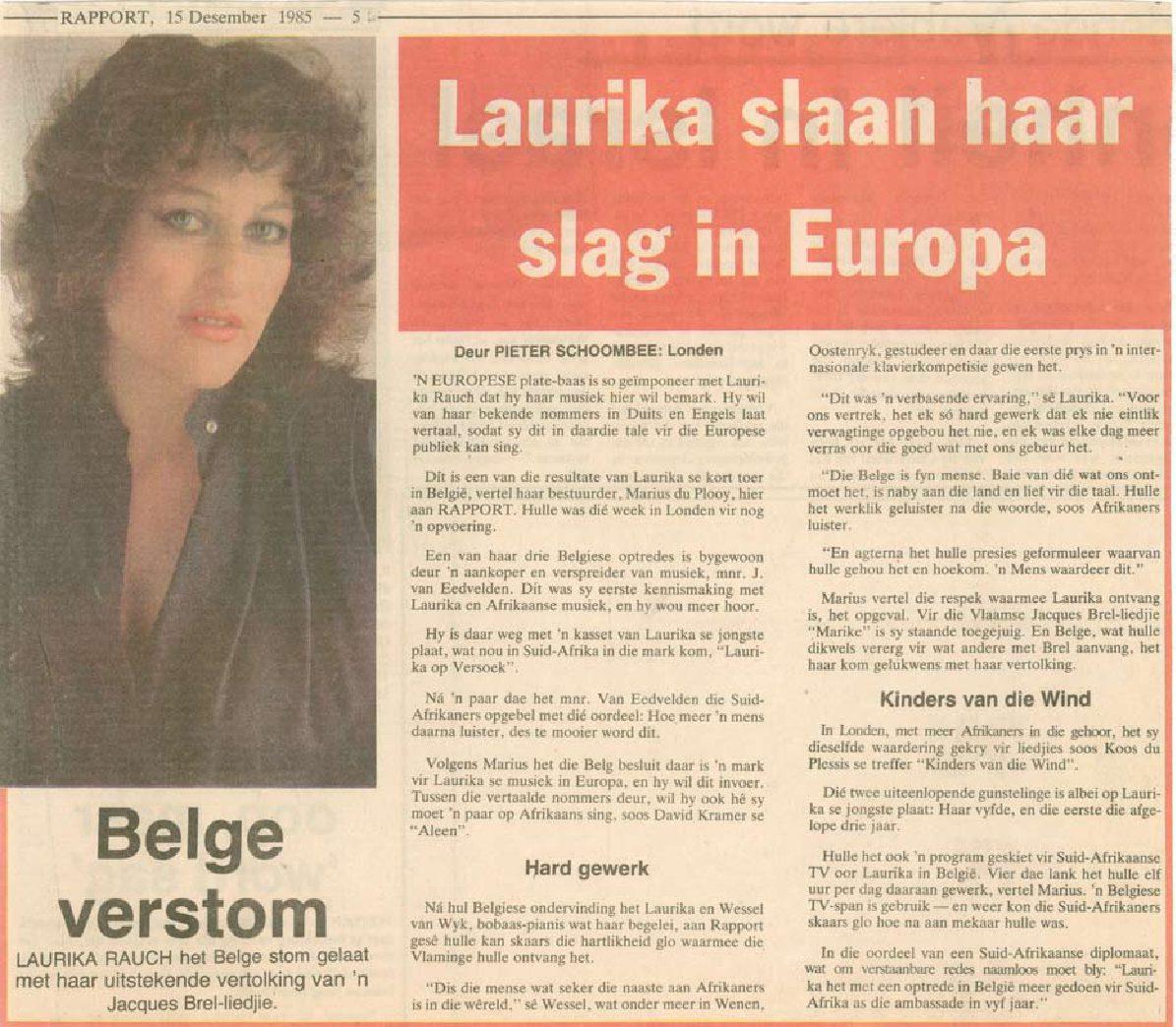 1984-rapport-laurika-slaan-slag-in-europa