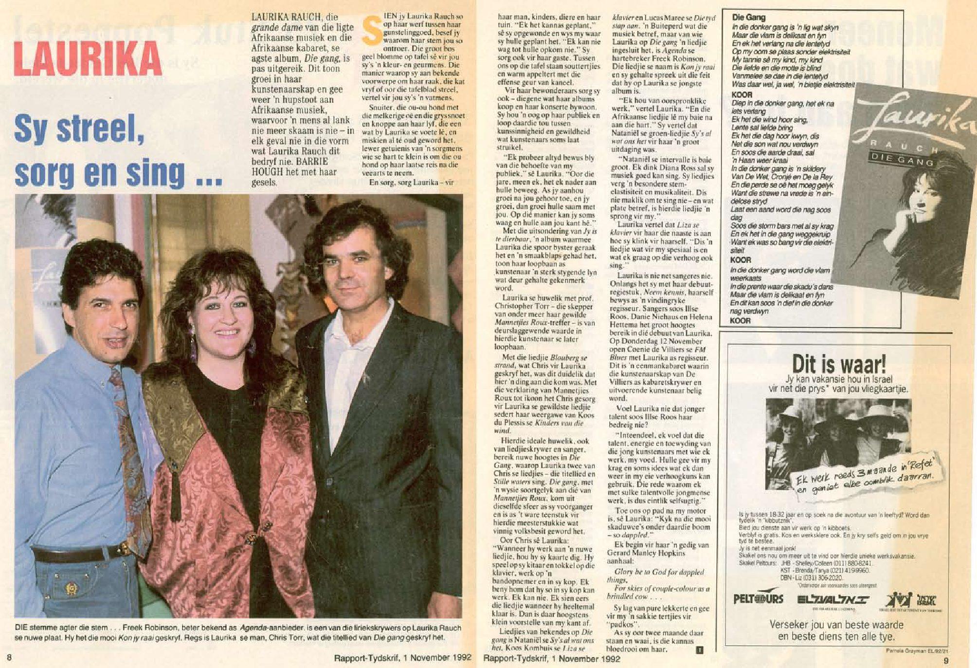 1992-rapport-tydskrif-laurika-sorg-streel-sing
