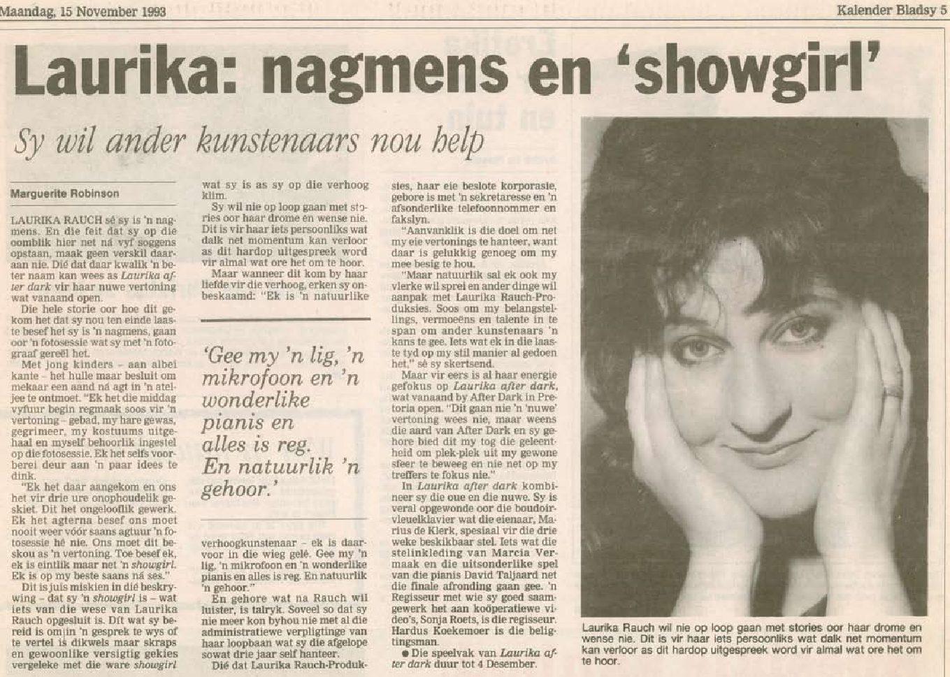 1993-beeld-laurika-nagmens-showgirl
