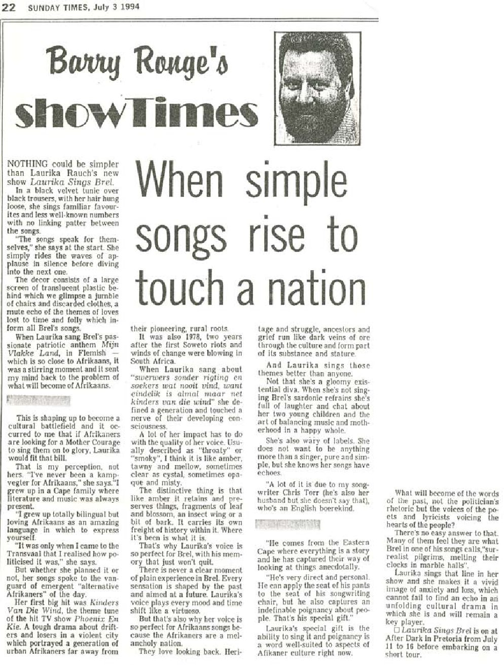 1994-sunday-times-when-simple-songs-rise