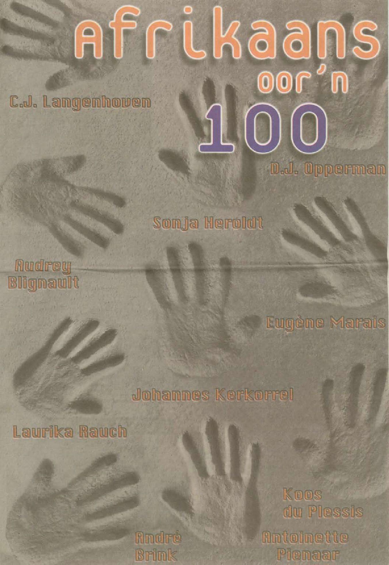 voorblad-1999-afr-oor-100